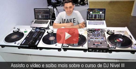 Curso de DJ Avançado com o Tri-Campeão Nedu Lopez