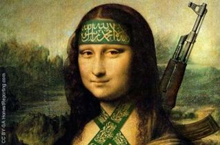 Mona Lisa Terror