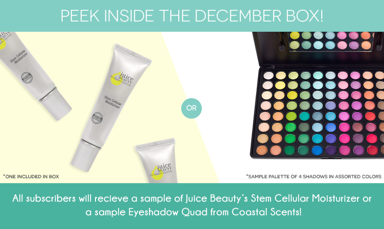 Peek Inside The December Box!