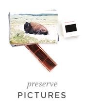 preserve photos