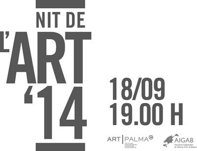 Nit de l'Art 14 Palma