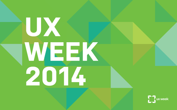 Link to UX week website