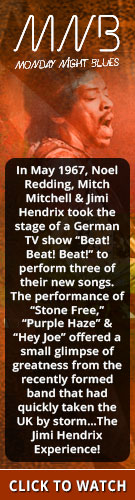 "In May 1967, Noel Redding, Mitch Mitchell & Jimi Hendrix took the stage of a German TV show ""Beat! Beat! Beat!"" to perform three of their new songs. The performance of ""Stone Free,"" ""Purple Haze"" & ""Hey Joe"" offered a small glimpse of greatness from the recently formed band that had quickly taken the UK by storm…The Jimi Hendrix Experience! Click to watch."