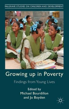 Growing Up in Poverty - new book from Young Lives
