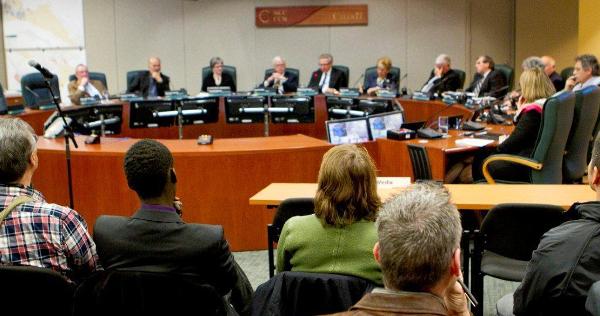 Board of Directors public meeting | Séance publique du conseil d'administration
