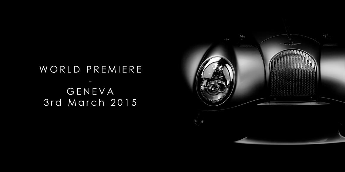 World Premiere - Geneva 3rd March 2015