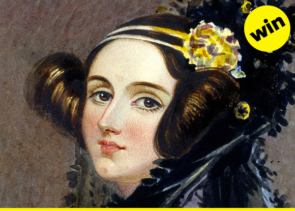 you do you, Ada Lovelace
