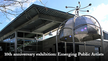 10th anniversary exhibition: Emerging Public Artists