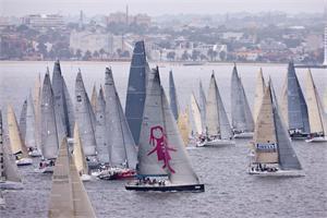 2011 Passage Race Start