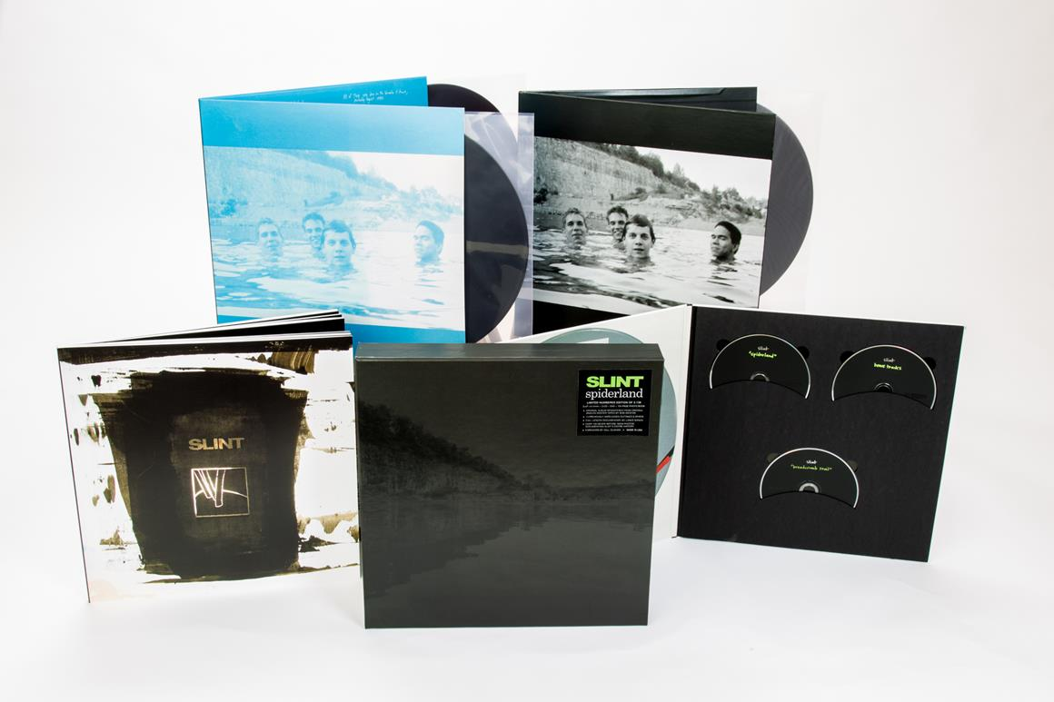 Slint to release a remastered Spiderland