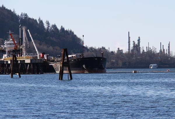 Kinder Morgan Marine Terminal (Joe Foy)